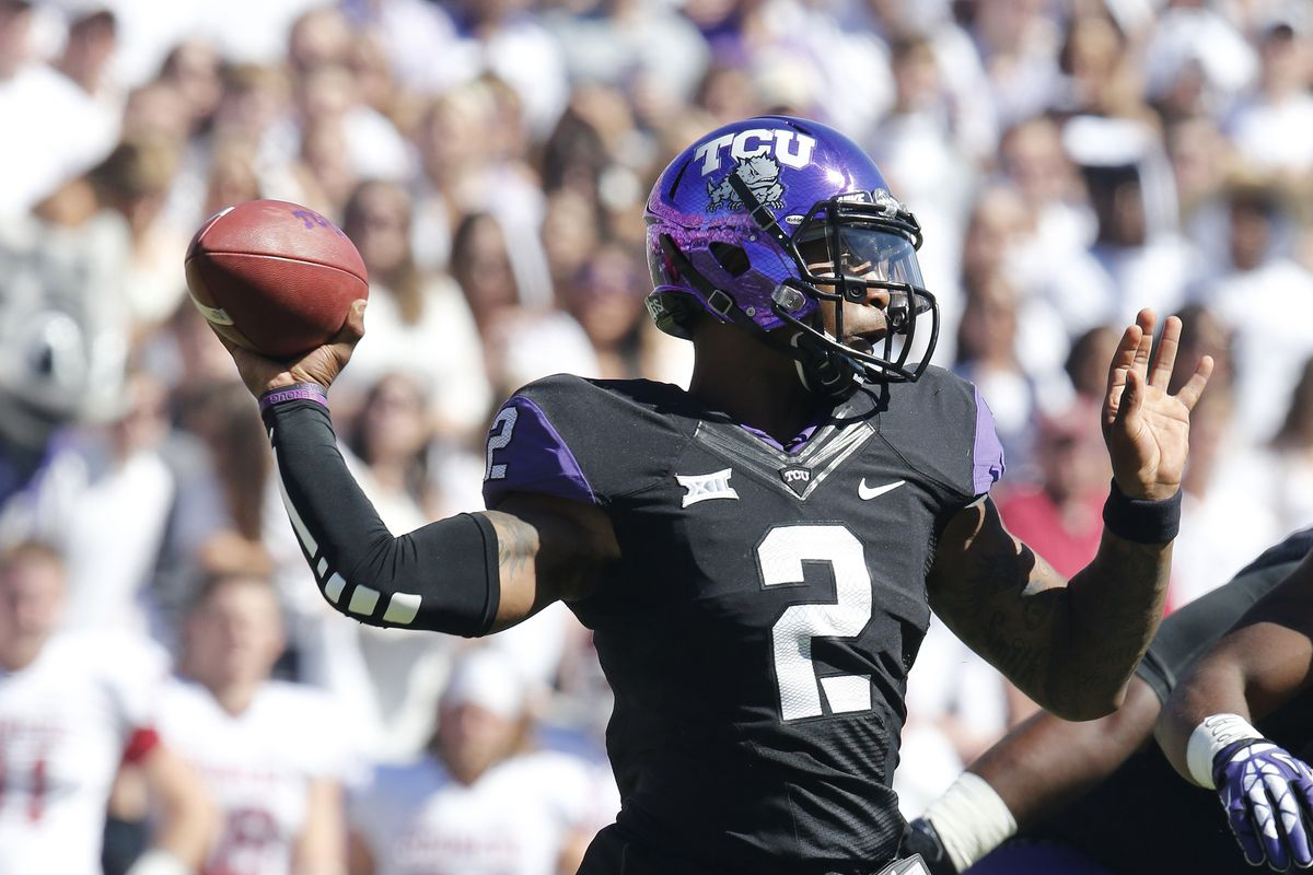 Continued inaccuracy by Trevone Boykin would go a long ways to help K-State in its playoffs before The Playoff