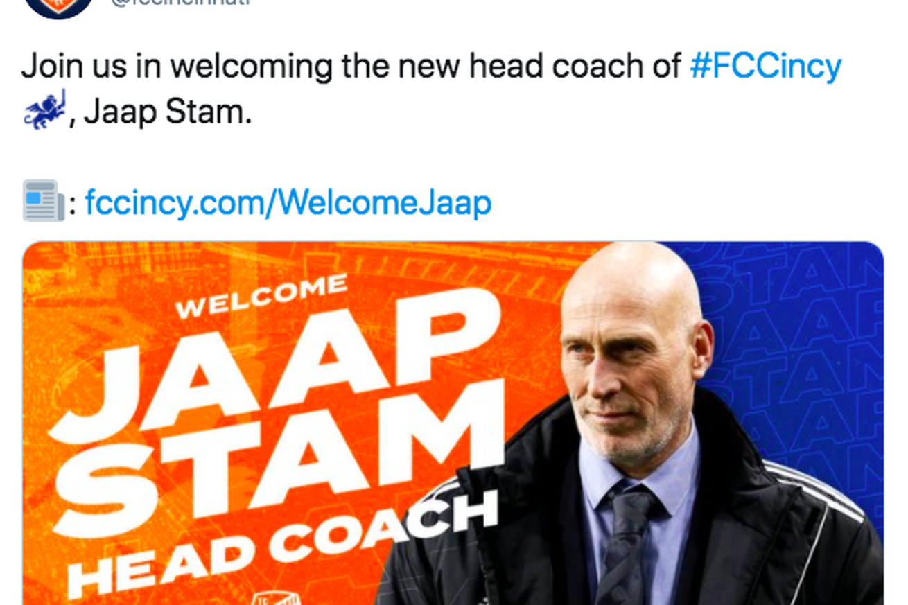 cincy.0 - FC Cincinnati hired a coach, but they're not sure what he looks like