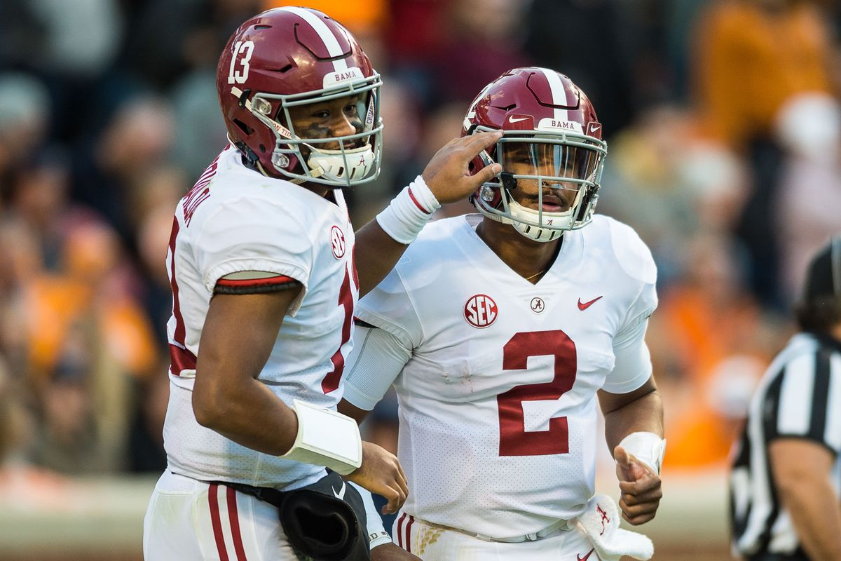 Alabama vs. LSU 2018 odds  Crimson Tide betting favorites of two TDs in SEC  matchup d59878a02