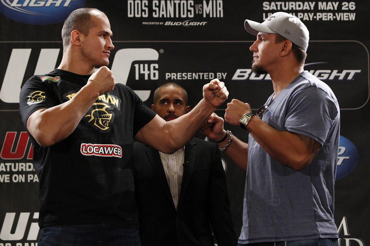 UFC 146 Main Event Breakdown: ...