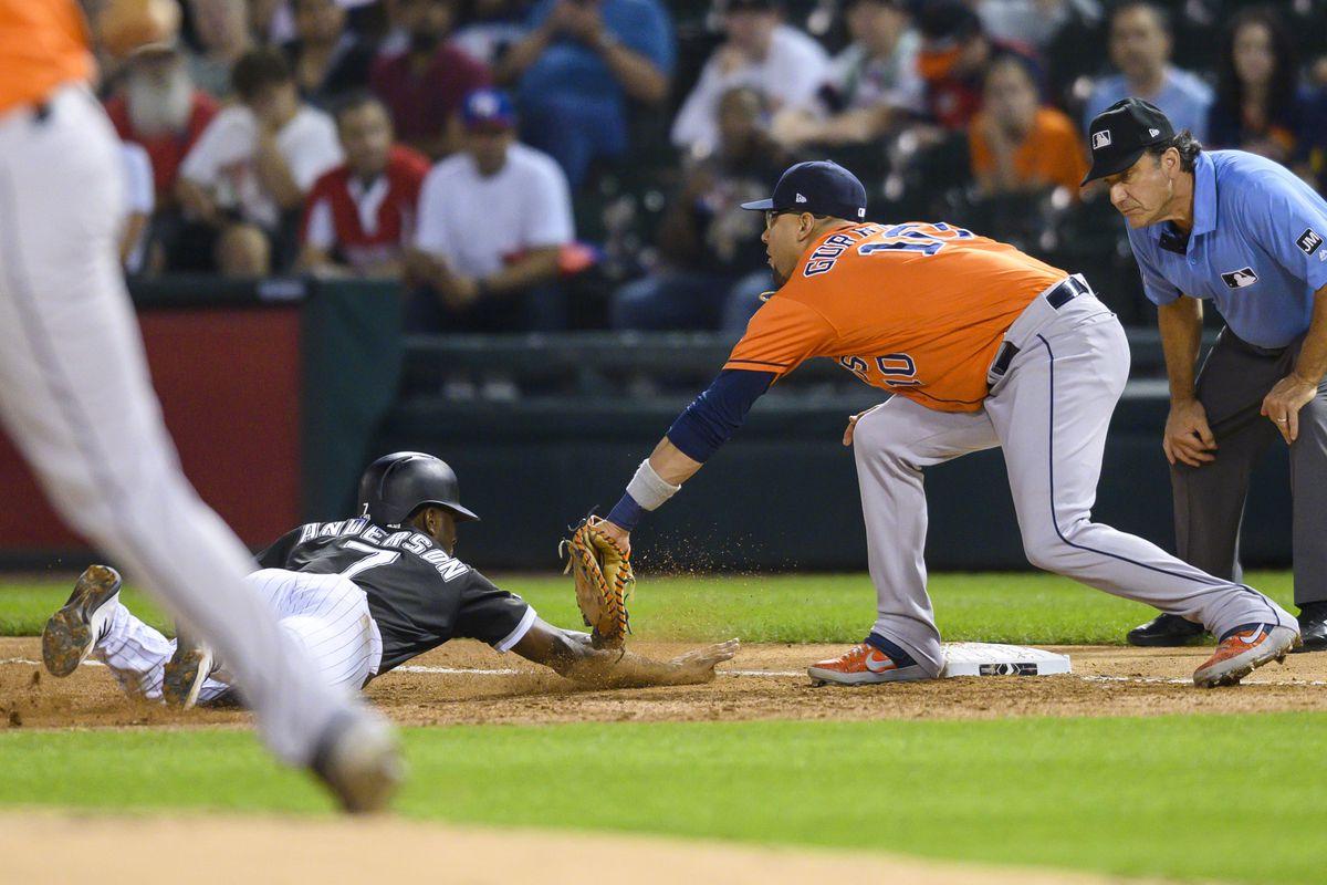 MLB: Game Two-Houston Astros at Chicago White Sox