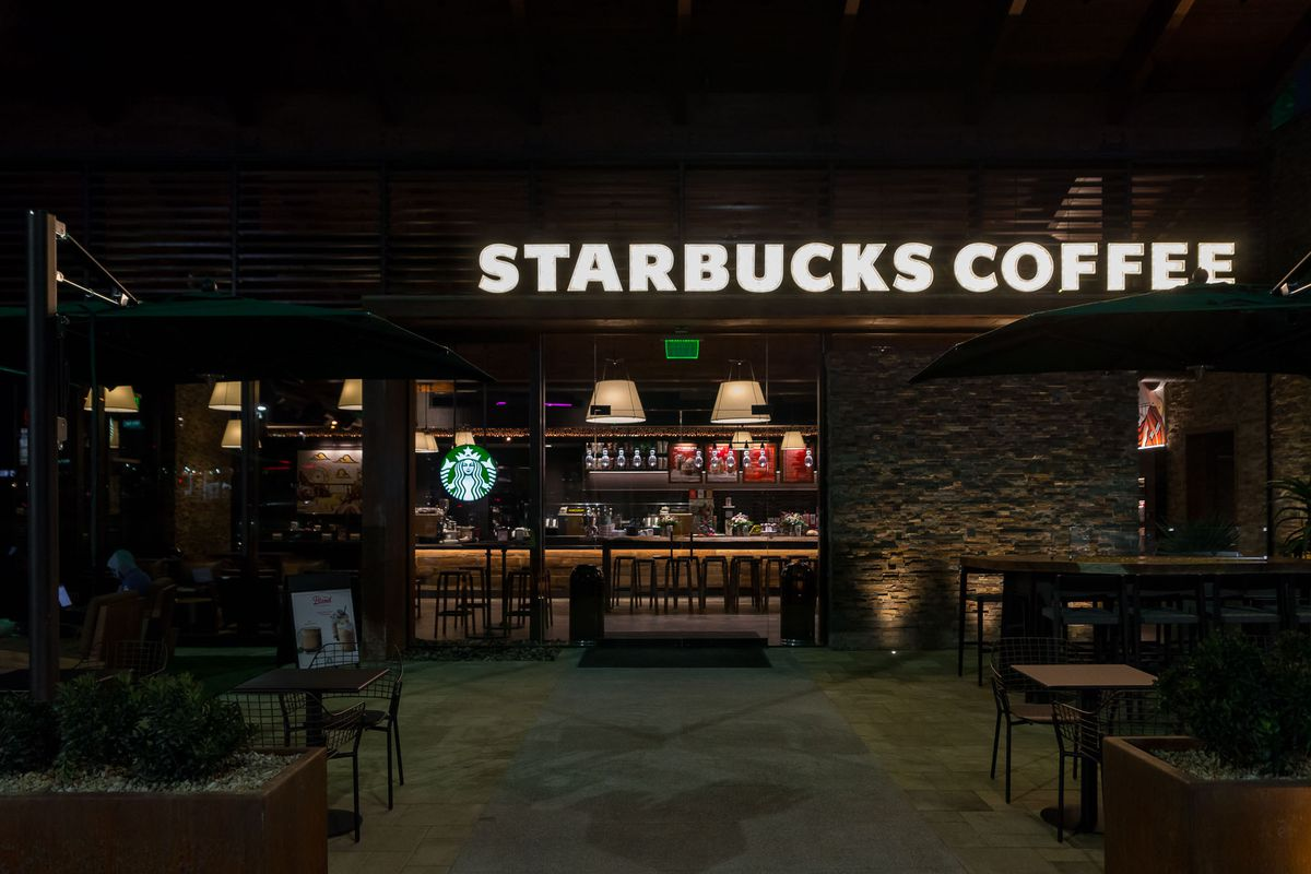 Starbucks at Silverton Village