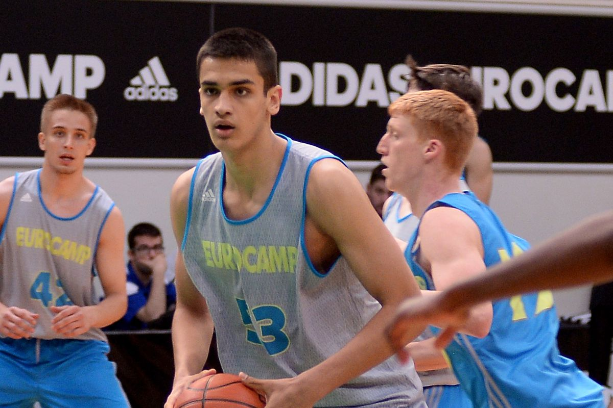 Adidas Eurocamp 2015 - Day Two