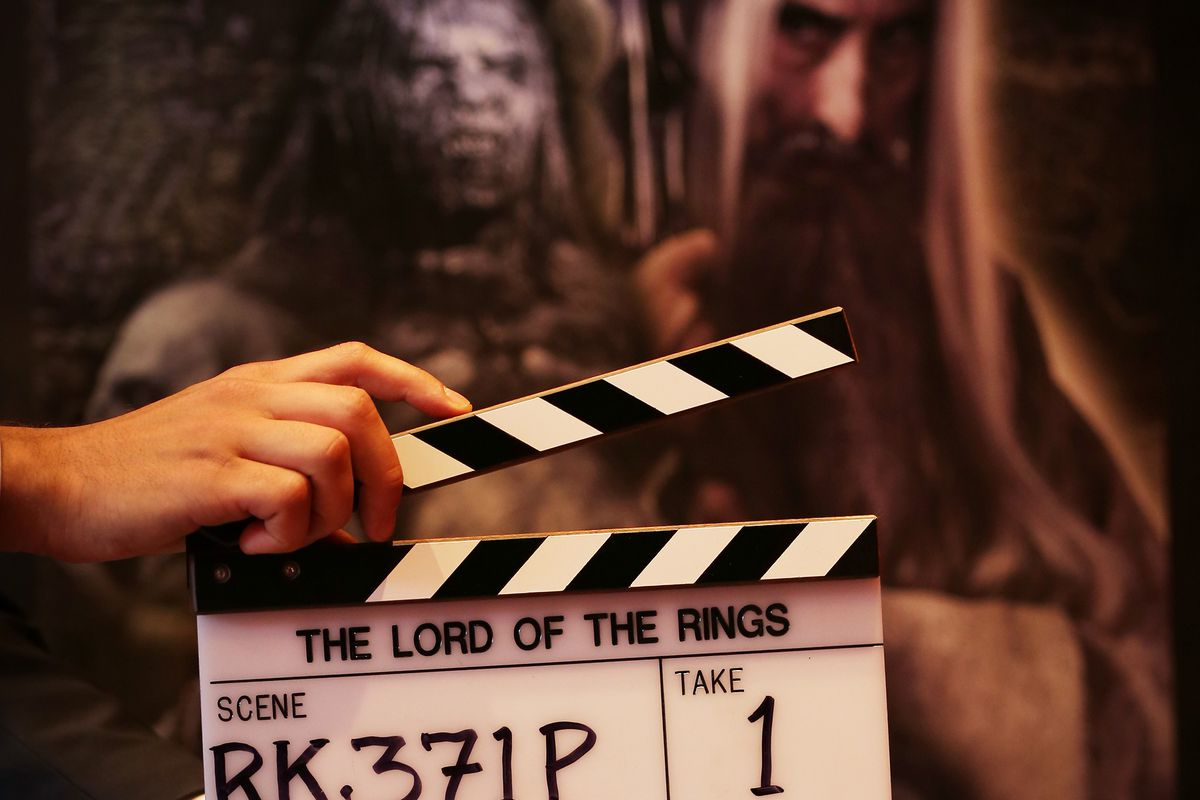 Lord Of The Rings Film Props Up For Auction