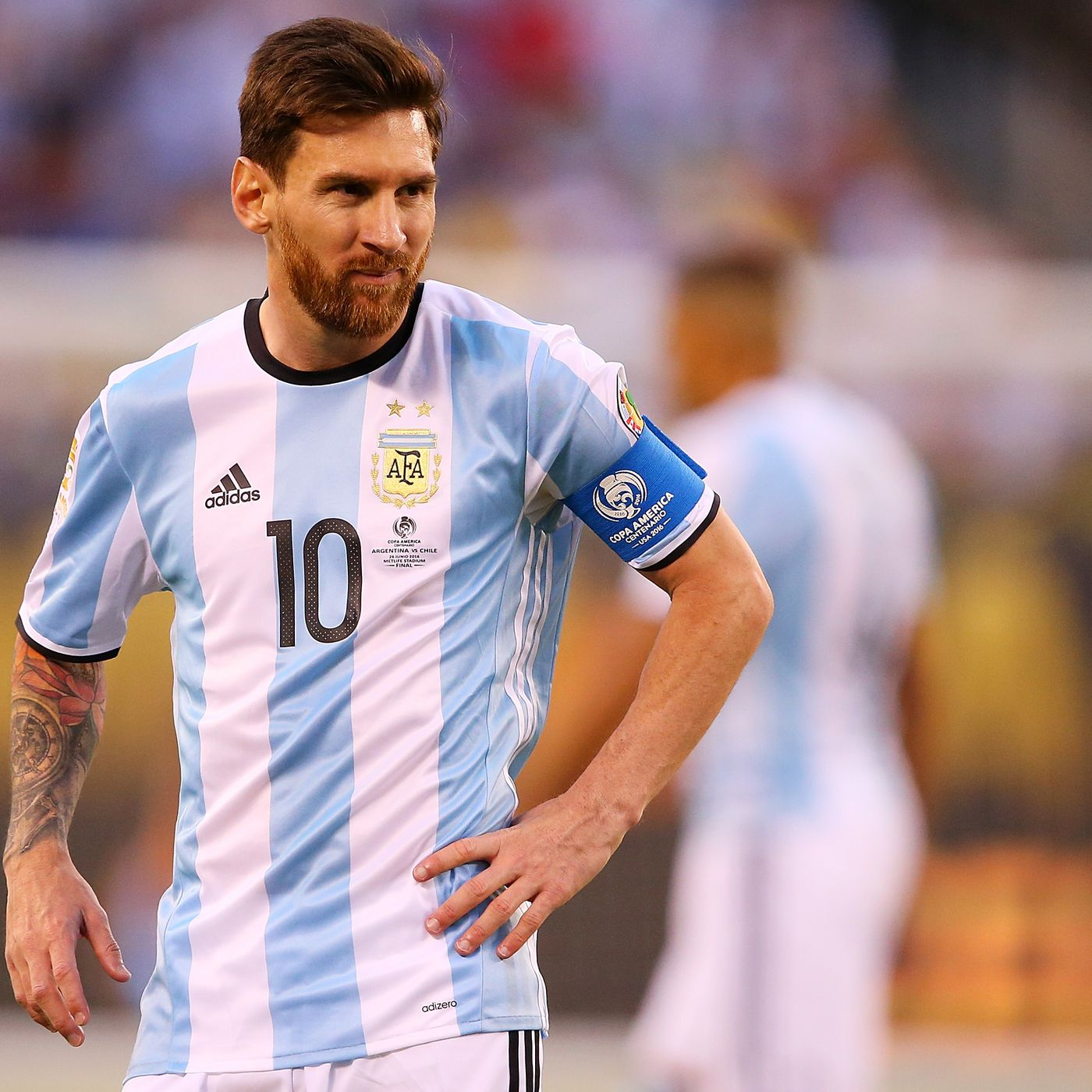 61892a3e8 Lionel Messi misses in penalty shootout for the first time in his career