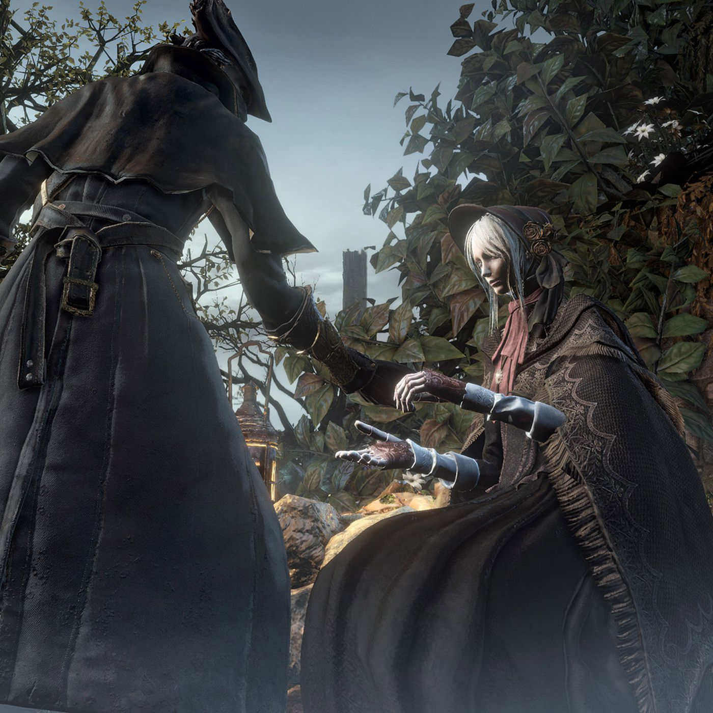 What's Bloodborne's arcane stat good for? - Polygon