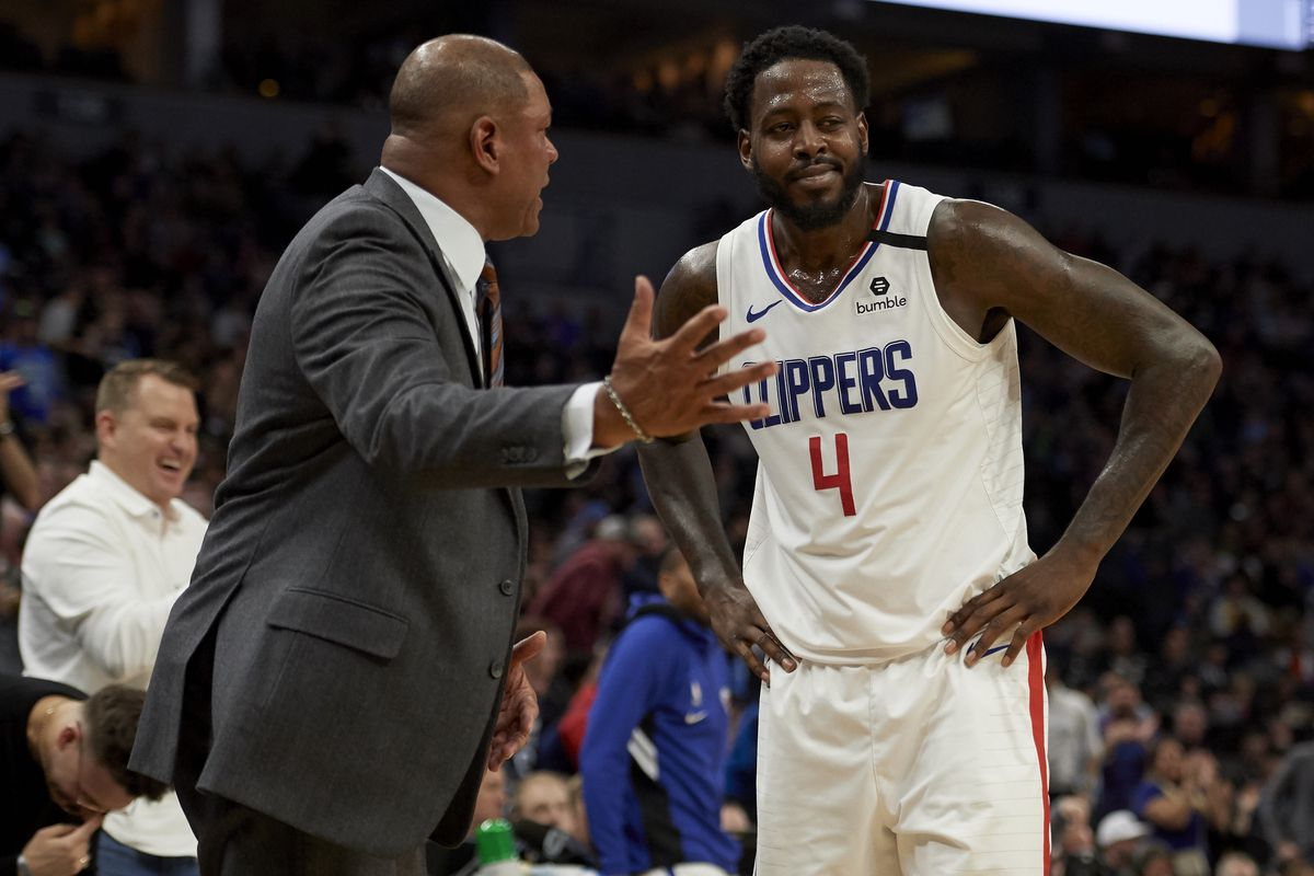 Los Angeles Clippers v Minnesota Timberwolves