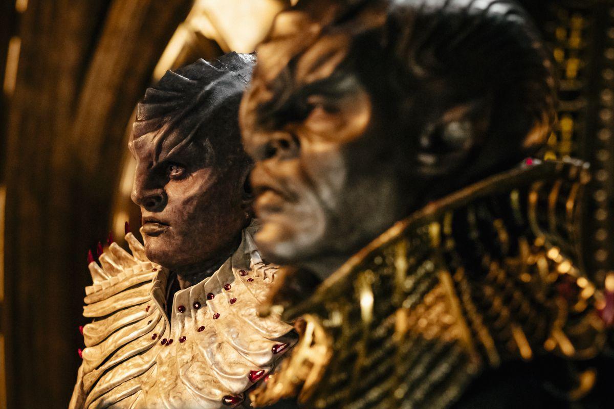 Klingons in 'Star Trek: Discovery'