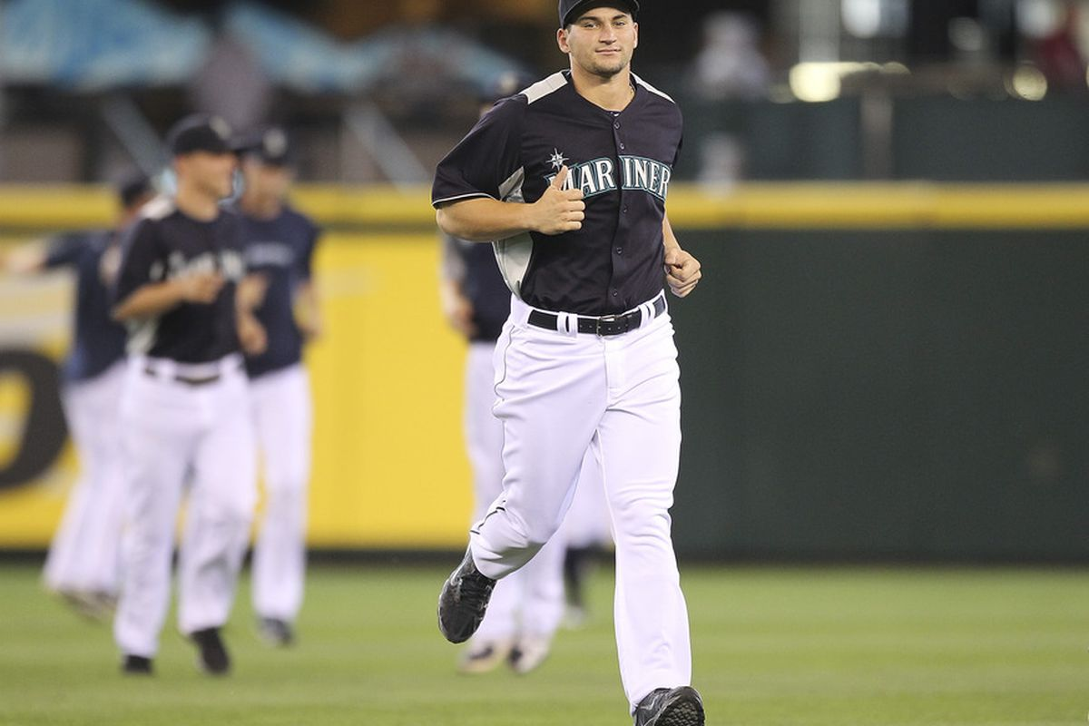 did you know that Mike Zunino is already on the team