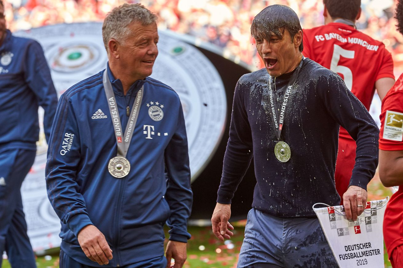 Ex-asst. coach Hermann defends Niko Kovac and discusses Bayern?s will to win and youth