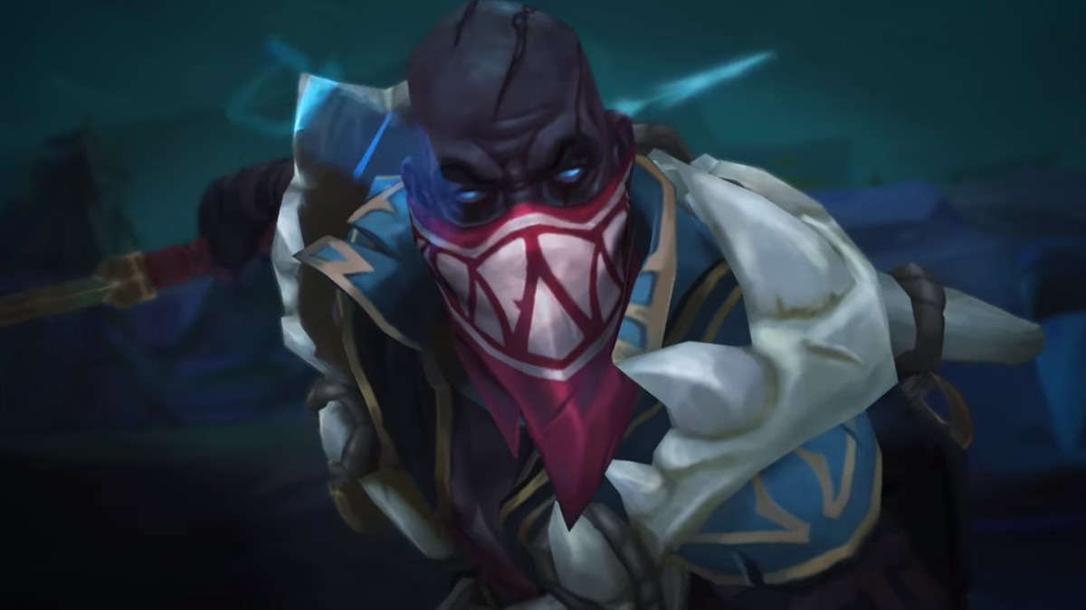 How Riot designed Pyke, an assassin in the body of a support