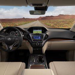 2017 Acura MDX.