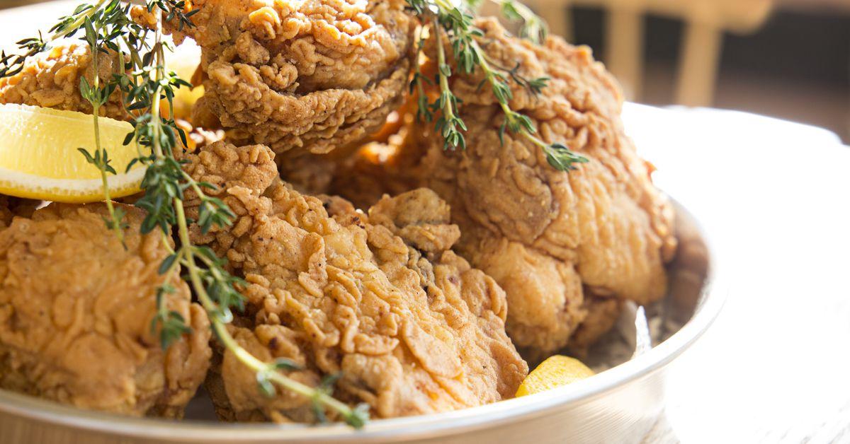 Bostons Essential Fried Chicken