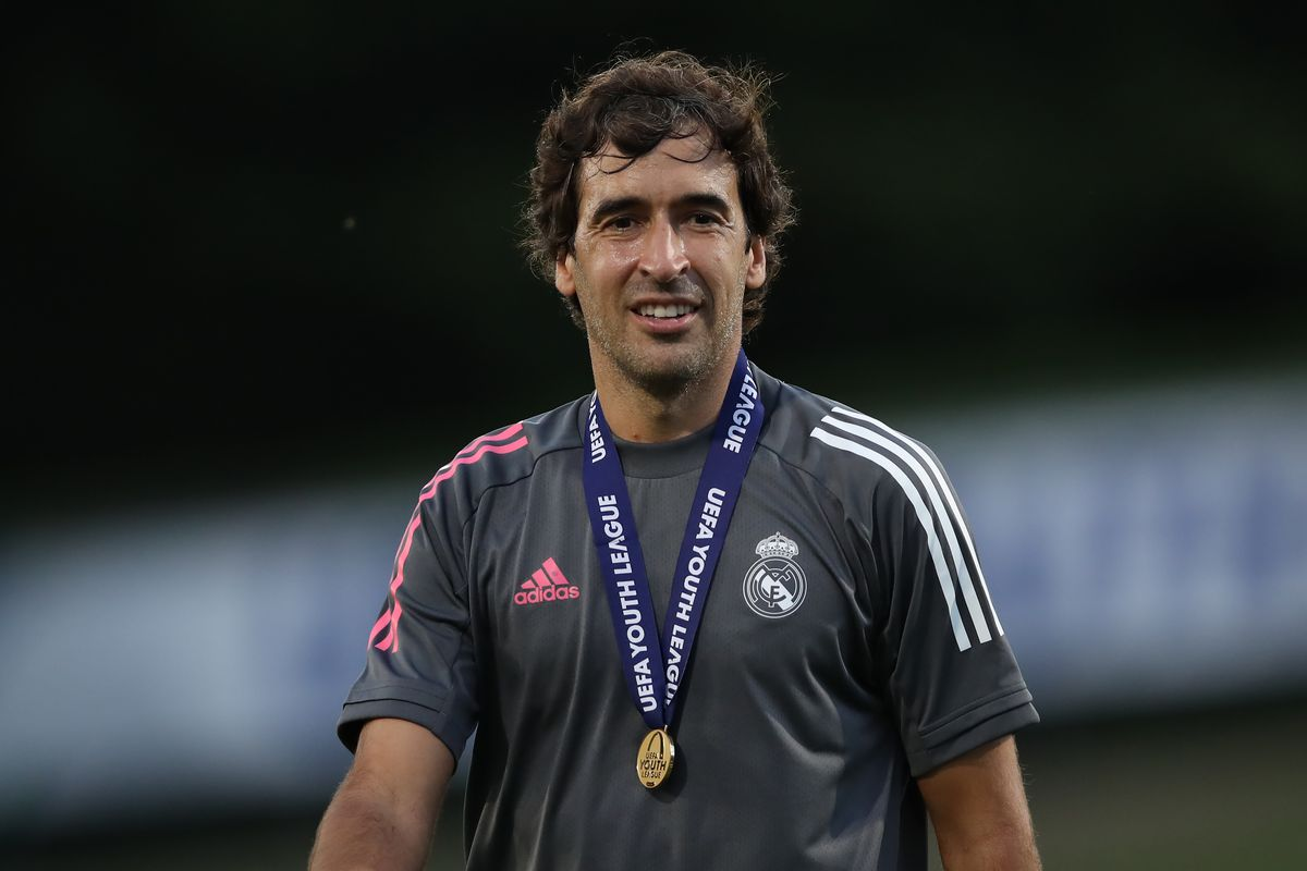Benfica v Real Madrid - UEFA Youth League Final
