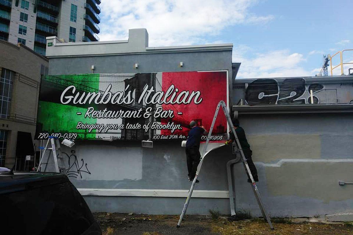Gumba's Italian Restaurant & Bar