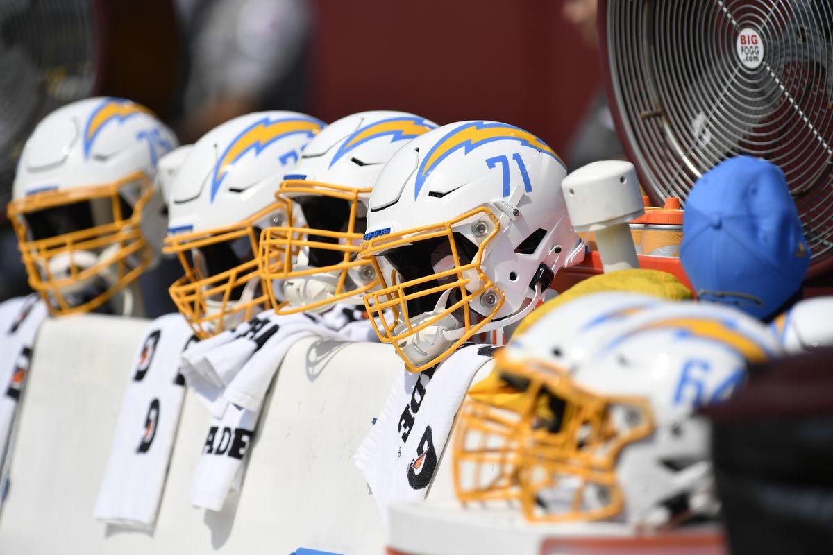 NFL: SEP 12 Chargers at Washington Football Team