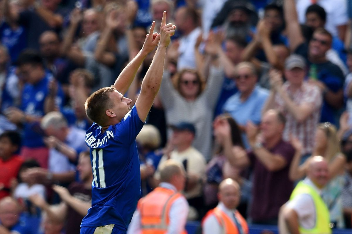 While Vardy and Mahrez get all the glory, Albrighton provides great value in a high-powered offense.
