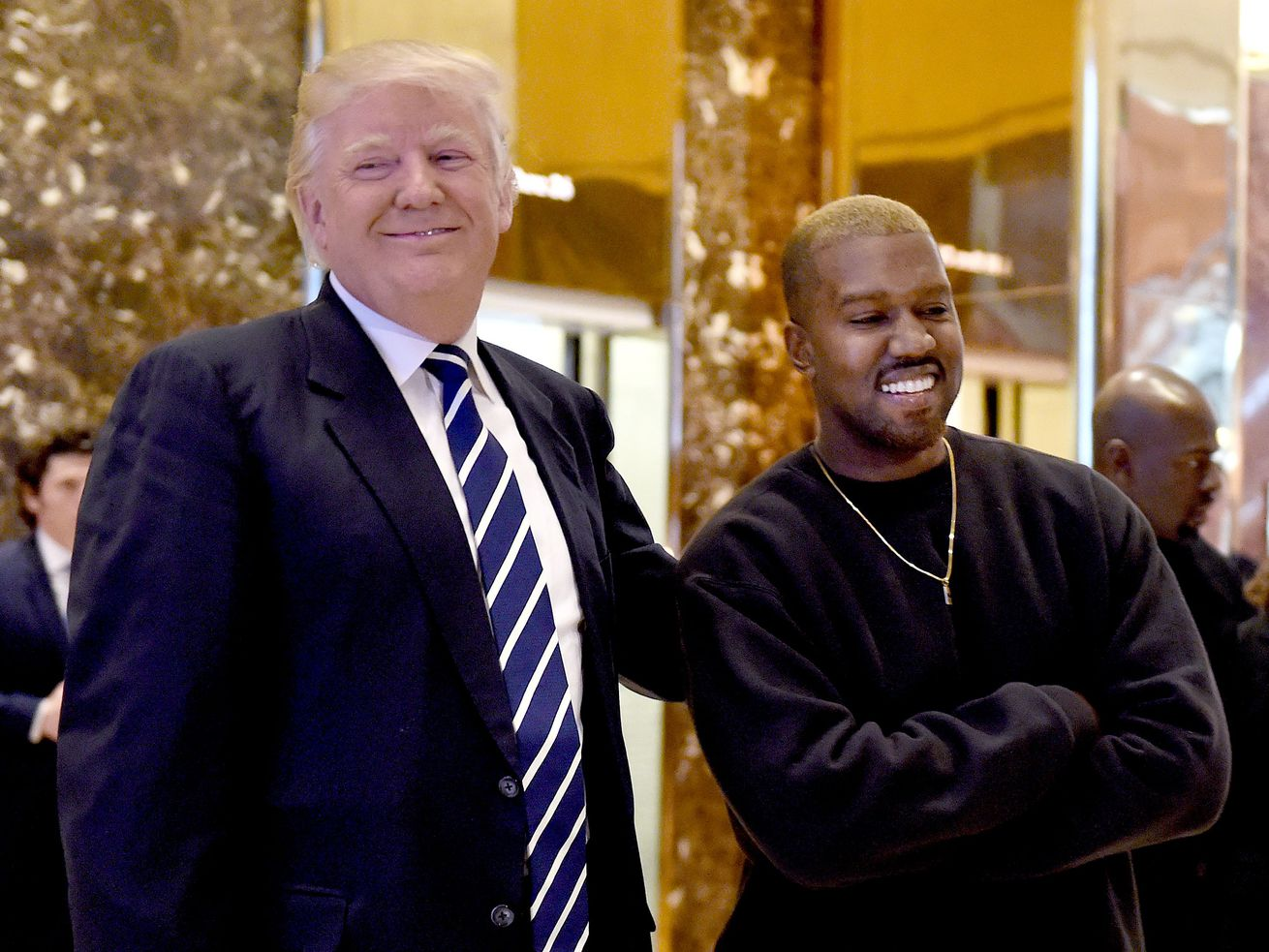 Nearly two years after meeting with Donald Trump at Trump Tower, Kanye West is scheduled to meet with the president and Jared Kushner on October 11, 2018.