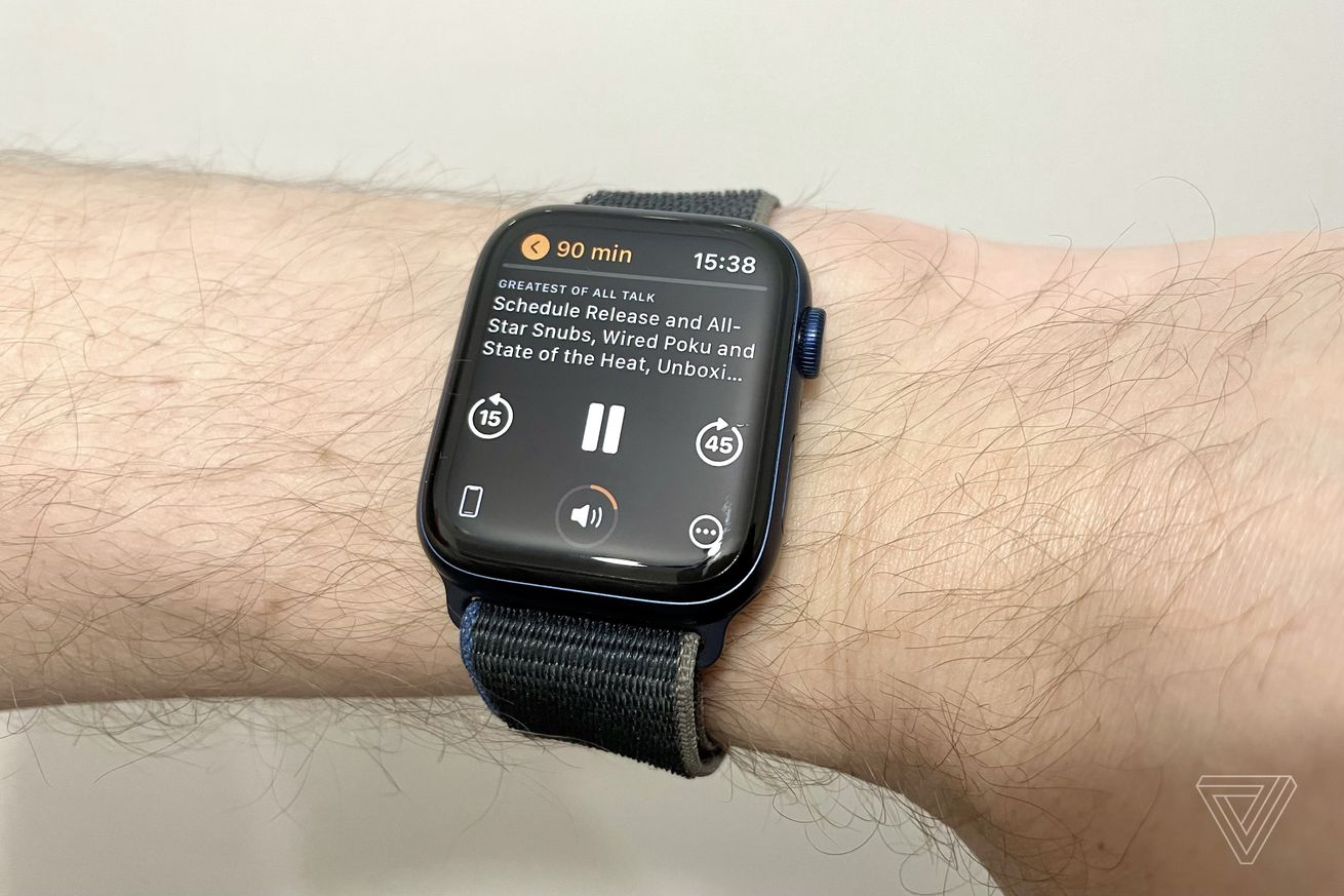 Overcast overhauls its Apple Watch app
