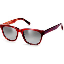 """<b>Warby Parker</b> Madison sunglasses in rum cherry, <a href=""""http://www.warbyparker.com/women/sunwear/madison-rum-cherry-sun-f"""">$95</a> at the Warby Parker Annex"""