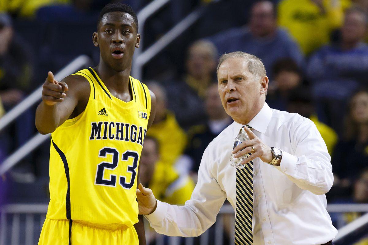 Michigan Star Caris Levert Out For The Season Sbnation Com