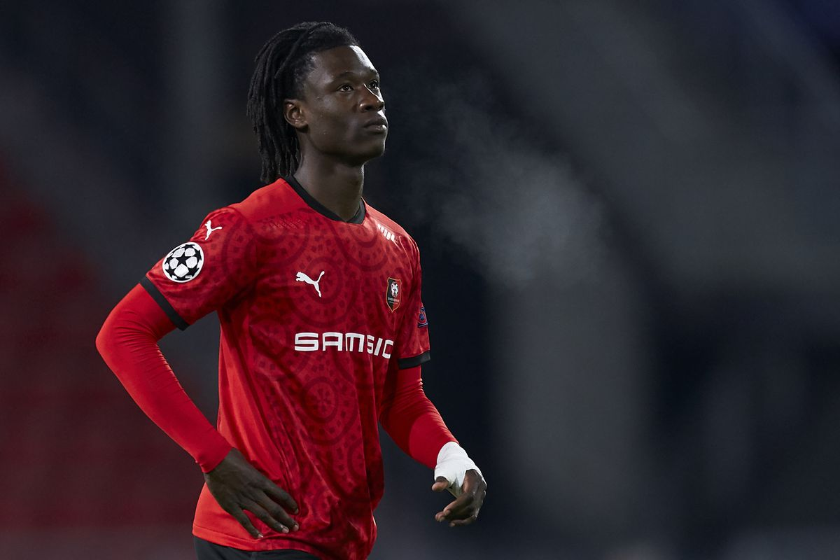 Manchester United Now In The Race To Try To Sign Bayern Munich Target Eduardo Camavinga From Stade Rennais Bavarian Football Works