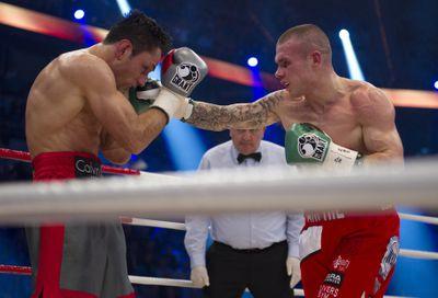 German World middleweight champion Felix
