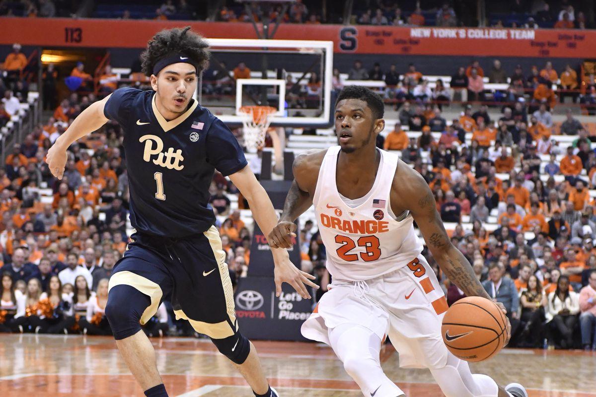 premium selection 6271c 74fa4 GameThread: Syracuse Orange (12-5, 3-1) vs. Pittsburgh ...