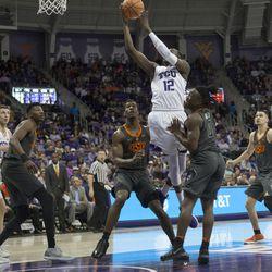 TCU Basketball vs Oklahoma State 2.17.18