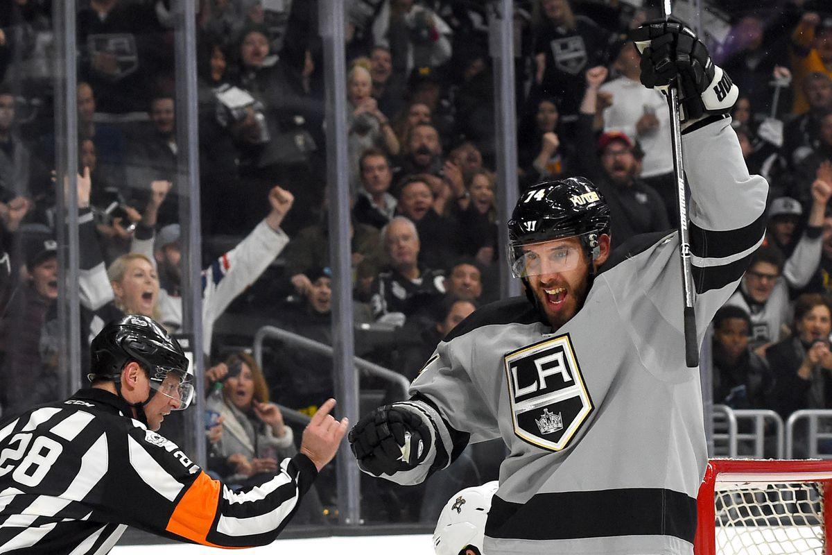 NHL: Florida Panthers at Los Angeles Kings