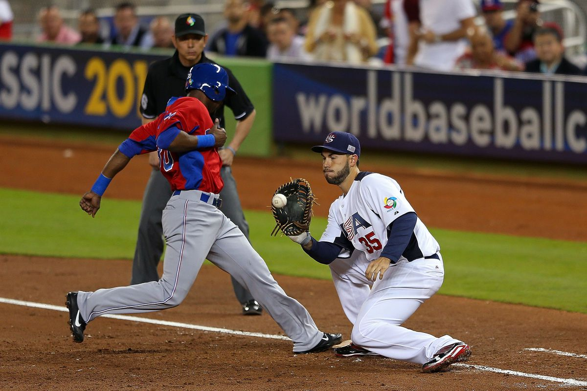 The United States and Dominican Republic have the top two teams in our initial international baseball rankings.