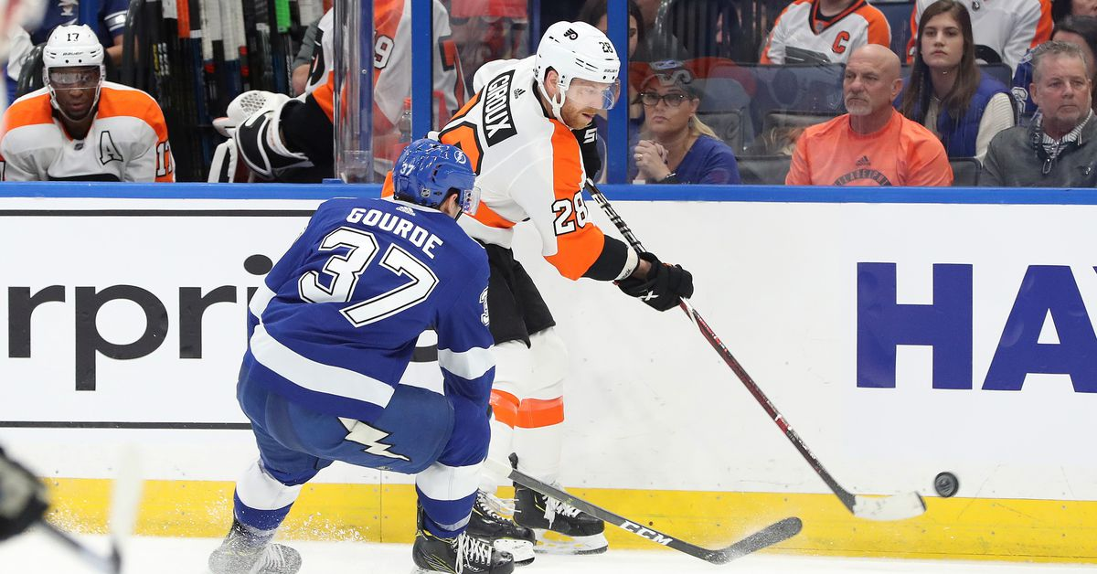 Flyers vs. Lightning Preview, lineups, start time, TV coverage, and live stream info - Broad Street Hockey