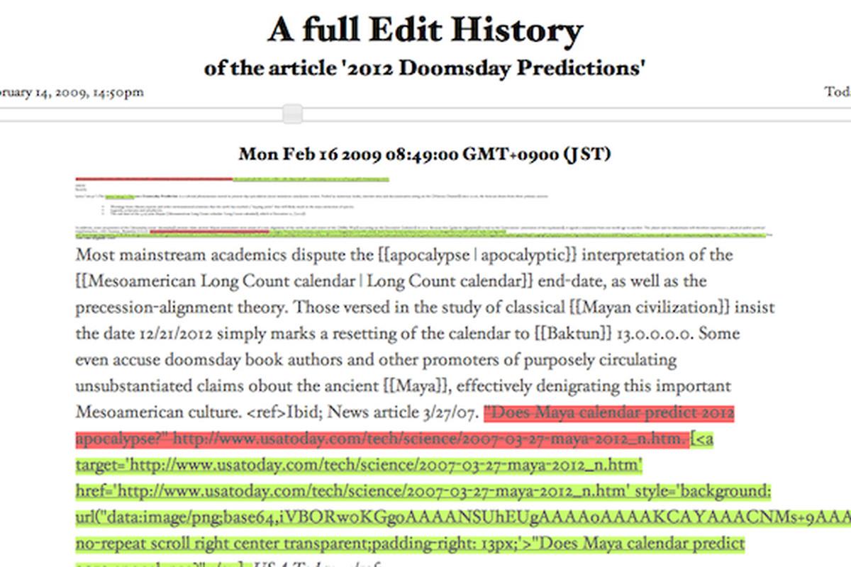 wiki-history