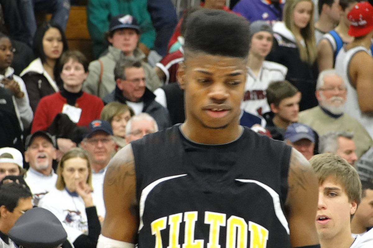 """Nerlens Noel will make an impact.  How much of one depends upon how he addresses his weaknesses.(via <a href=""""http://www.flickr.com/photos/chamberoffear/6705100159/"""">SportsAngle.com</a>)"""