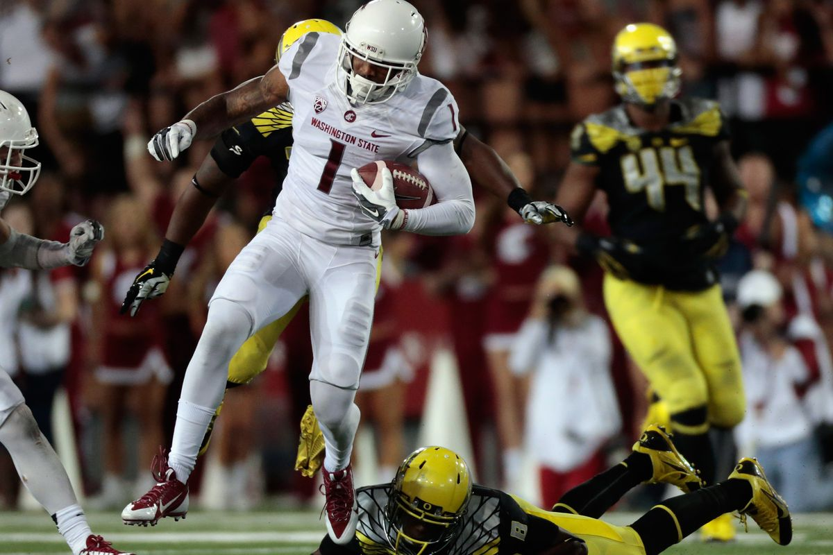 Can Utah stop WSU's high powered offense?