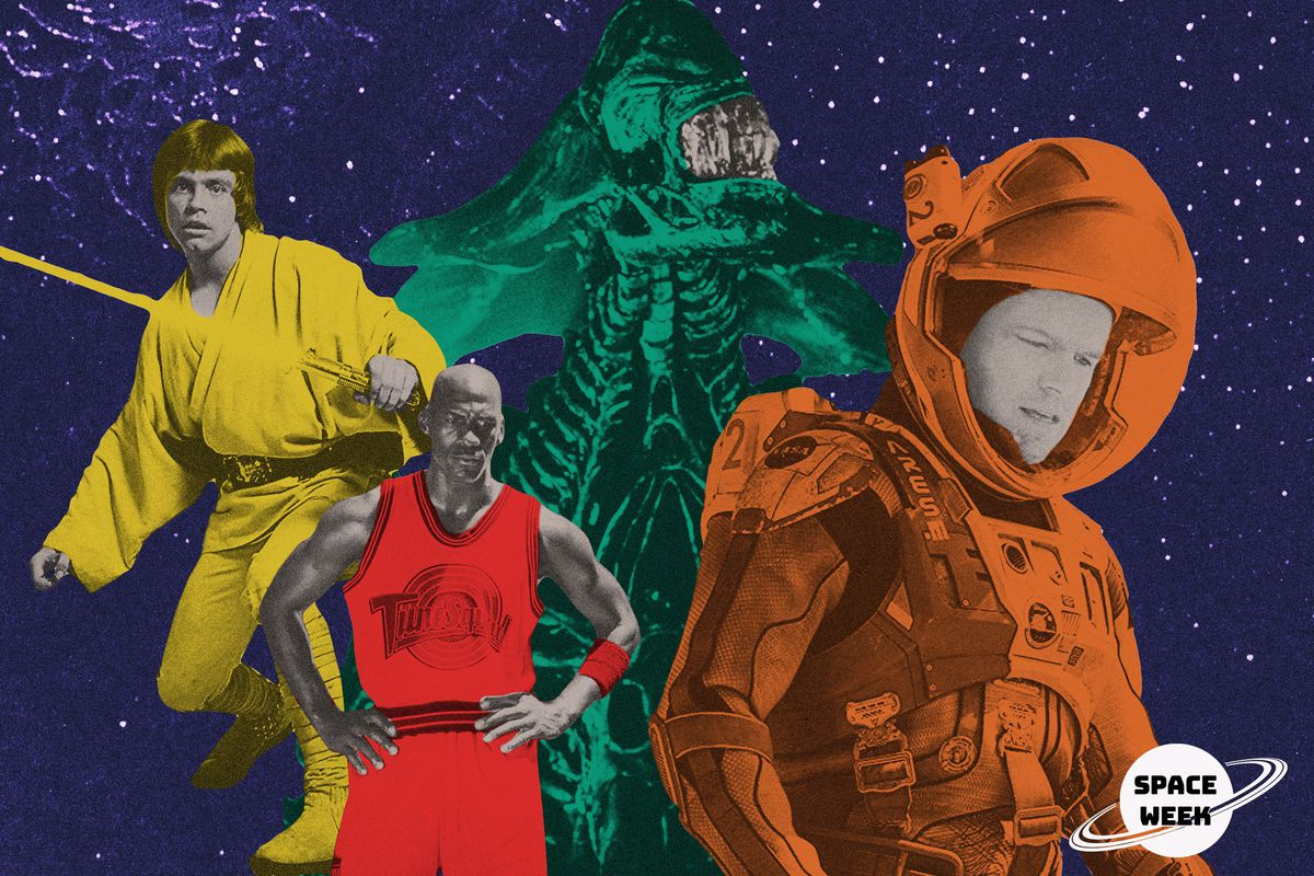 The 25 Best Space Movies Ever - The Ringer