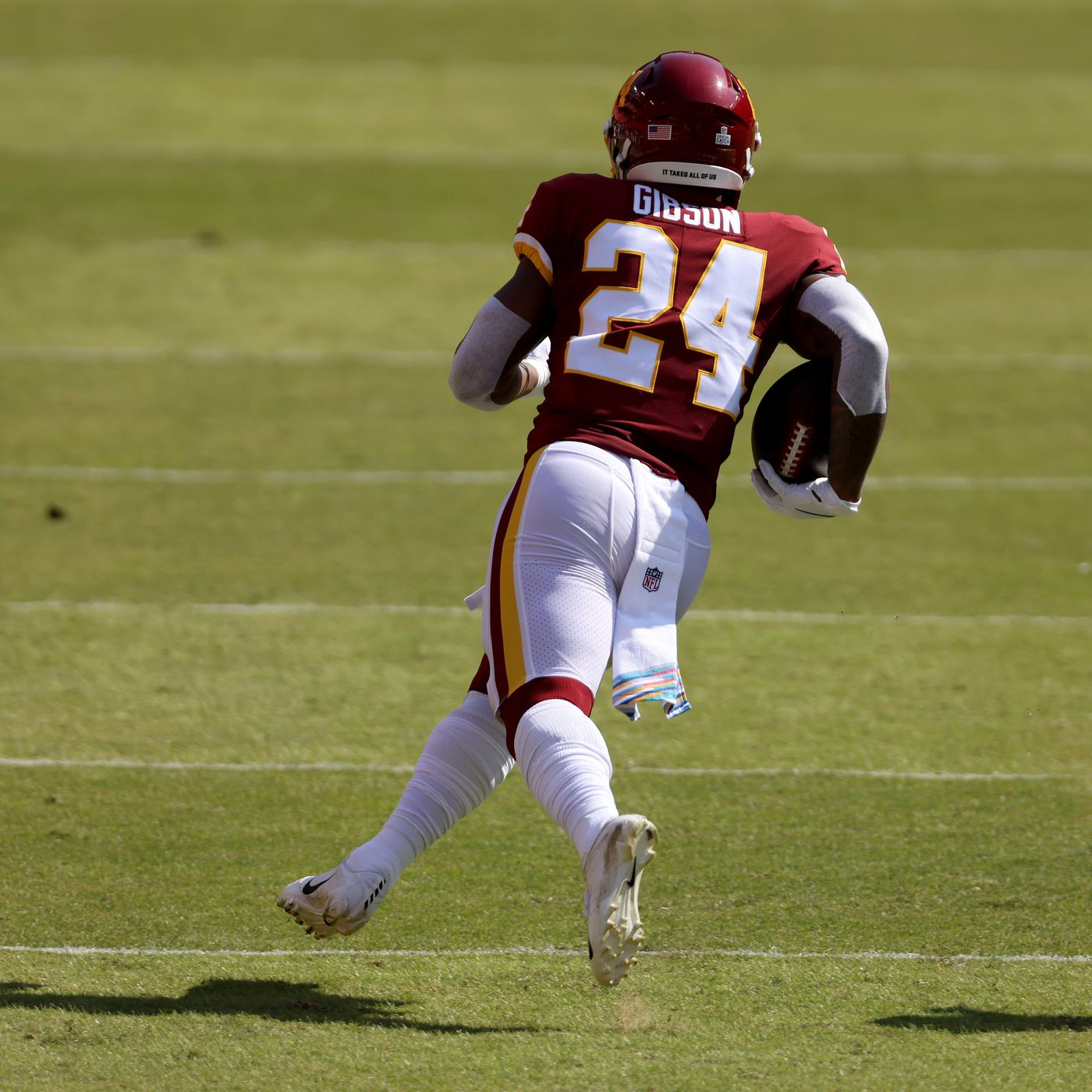 Washington Football Team: Antonio Gibson is Becoming a Dynamic Threat for Washington; Which NFC East Team Will Turn it Around in Next Four Games - Hogs Haven