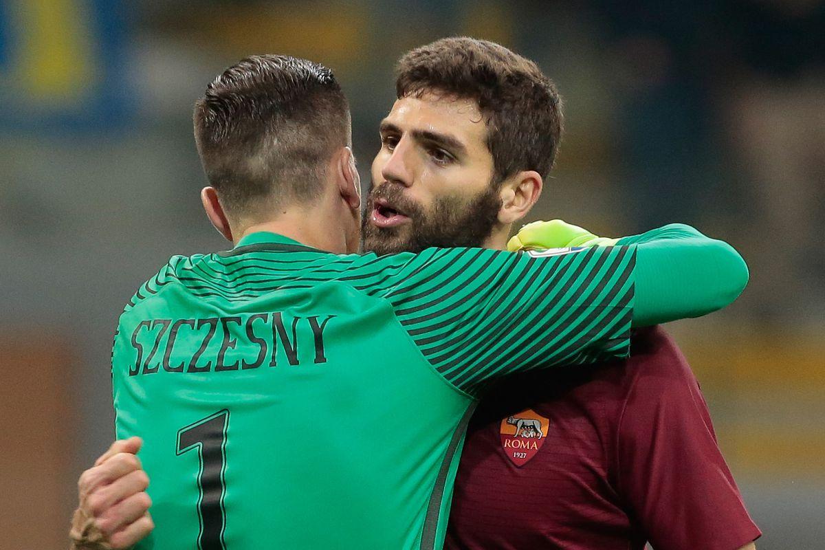FC Internazionale v AS Roma - Serie A