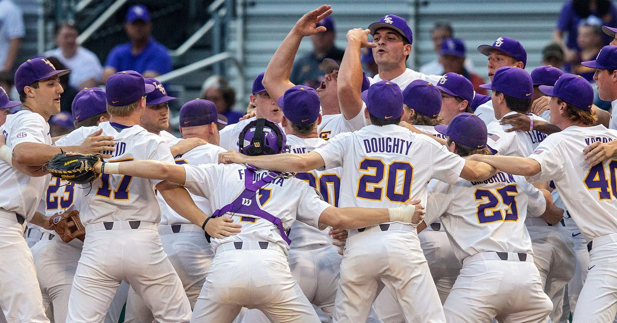 LSU Baseball Weekend Preview: Coronavirus - And The Valley ...