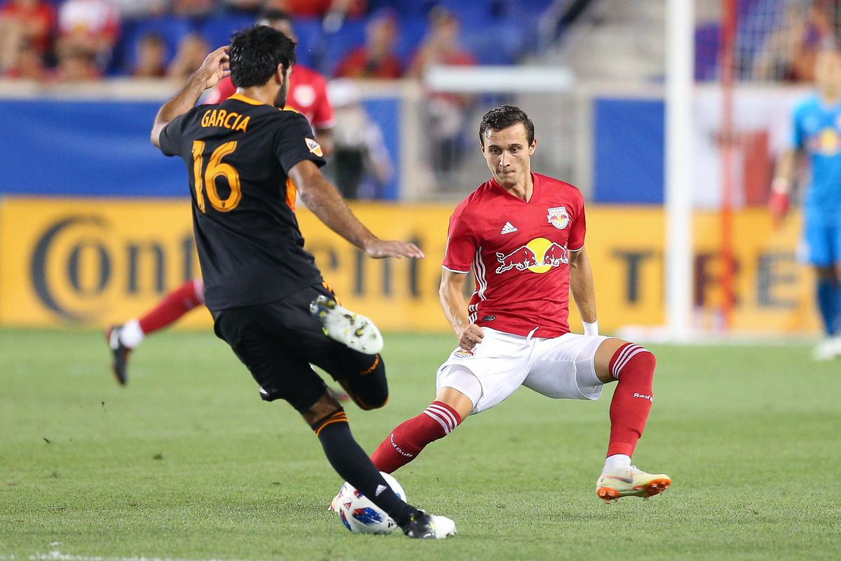 MLS: Houston Dynamo at New York Red Bulls