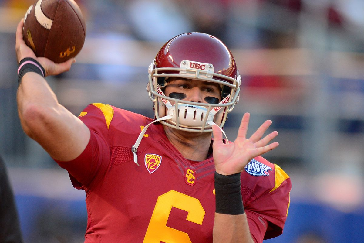 Can Cody Kessler lead the Trojans to the championship next year?