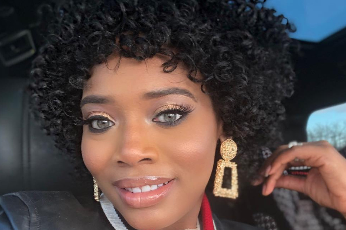 Yandy Smith pepper sprayed while protesting on behalf of ...