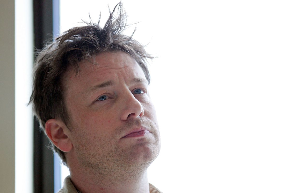 Jamie Oliver And Victoria Government Announce Partnership To Tackle Obesity