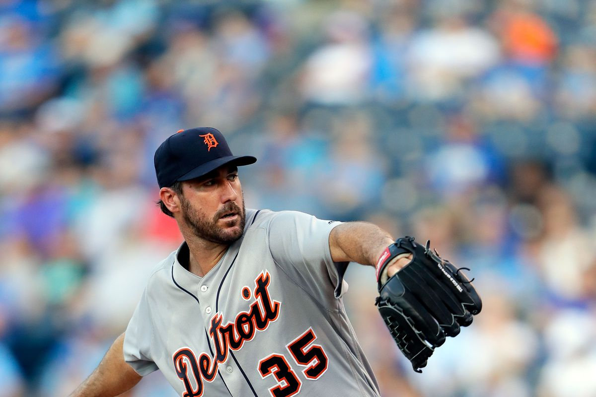 Justin Verlander placed on revocable waivers, report says