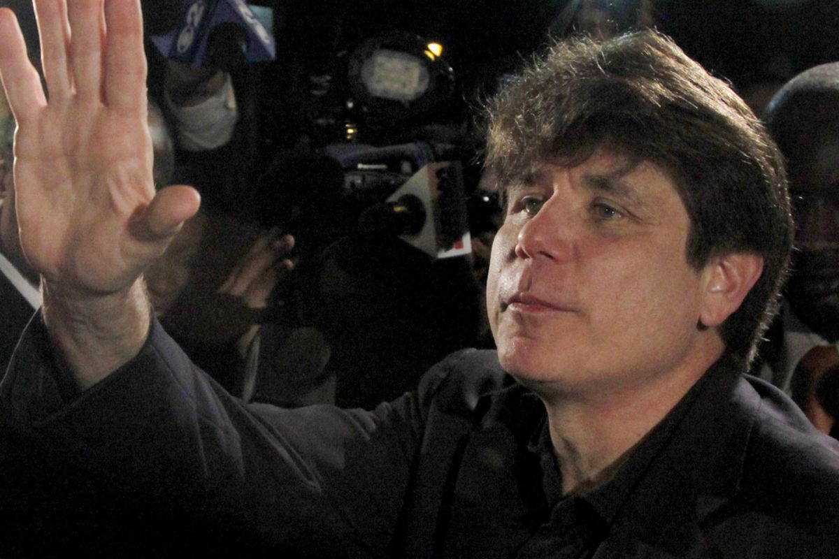 The bizarre Blagojevich interview I never wrote about