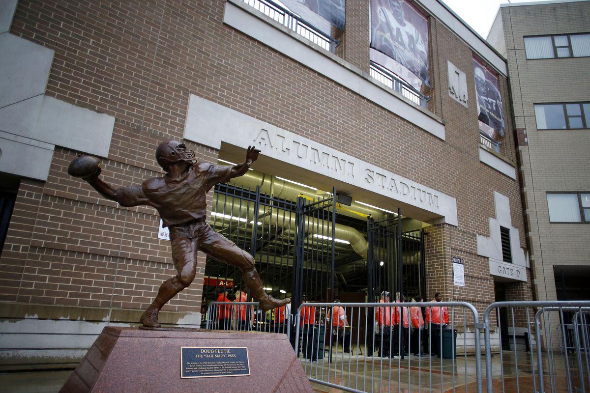 USC v Boston College