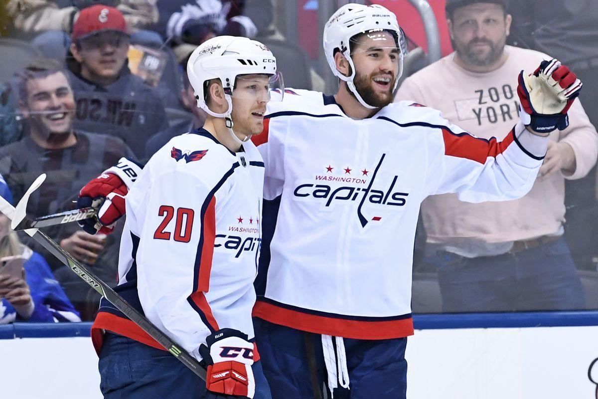 NHL: FEB 21 Capitals at Maple Leafs