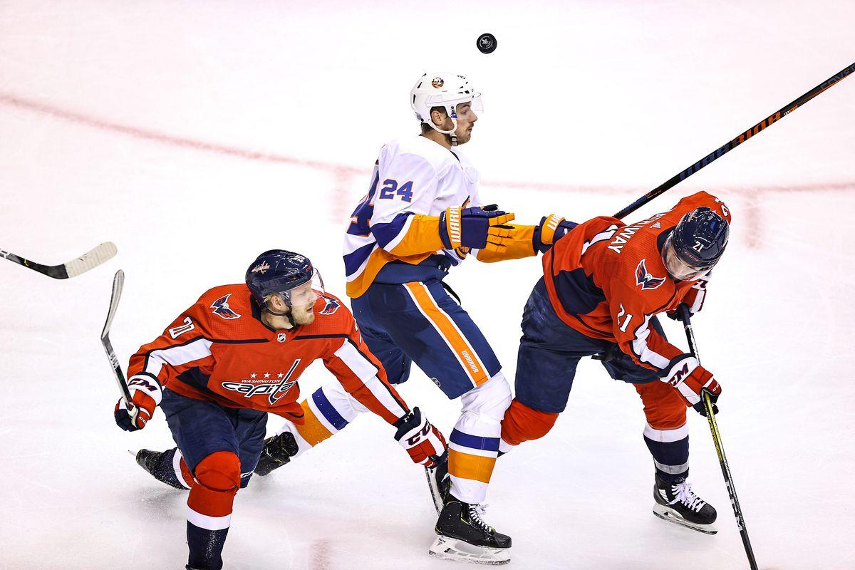 Washington Capitals v New York Islanders - Game Five