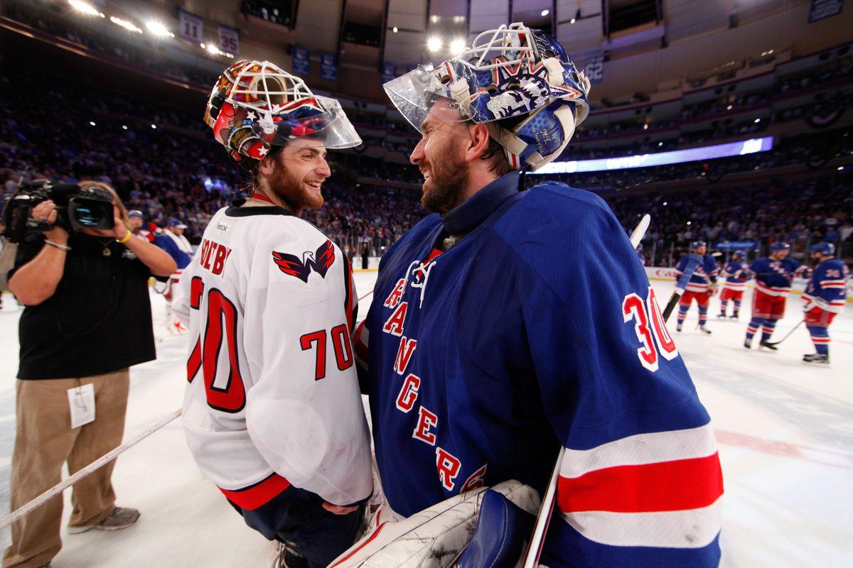Washington Captials v New York Rangers - Game Seven