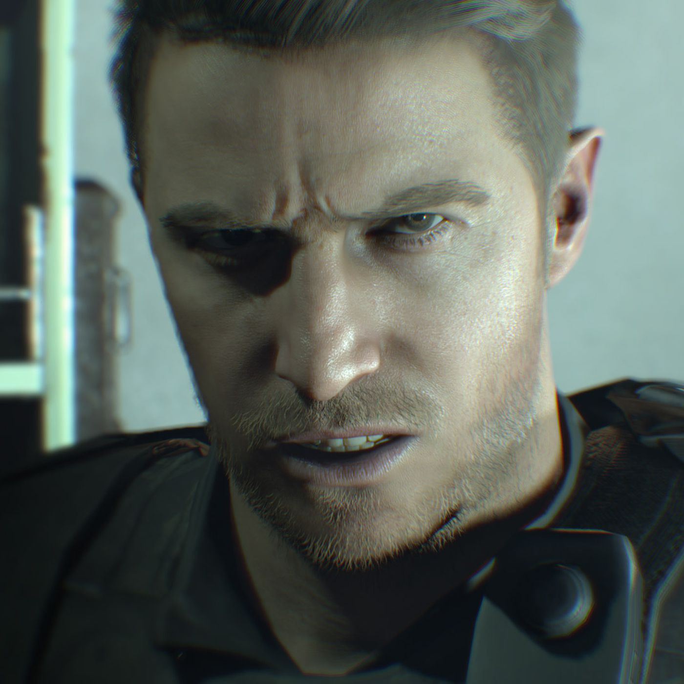 Resident Evil 7 S Next Dlc Stars Chris Redfield Polygon